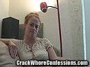 Church Secretary Turns Two Bit Crack Whore